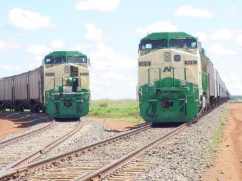 Governo assina contrato para início da construção da 1° Ferrovia Estadual de MT