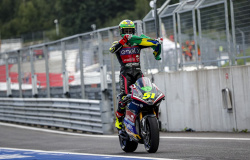 Eric Granado corre para ser primeiro campeão mundial do país na moto