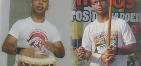 O mestre de capoeira Ray Kintê é homenageado por sua contribuição cultural e social