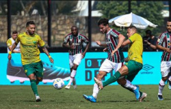 EM ASCENSÃO - Cuiabá tenta manter boa fase contra Fluminense nesta segunda