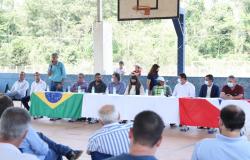 Unidos pelo desenvolvimento regional prefeitos participam de audiência criação de unidade de conservação na Gleba São Benedito