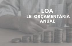 Prefeitura promoverá audiência pública virtual sobre a LOA/2022