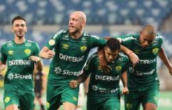 BRASILEIRÃO- Cuiabá busca empate com o Fluminense