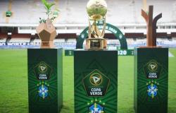 Sinop e Nova Mutum estreiam no dia 13 na primeira fase da Copa Verde, define CBF