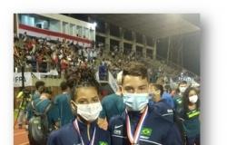 Atletas que integraram Seleção Brasileira de Atletismo Sub-18 trazem medalhas para MT