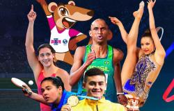 Cerca de 4.800 atletas devem participar de 1° edição dos Jogos Pan Junior Cali 2021