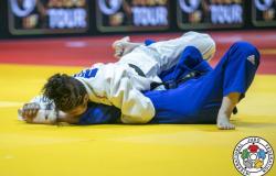 Luana Carvalho conquista a medalha de bronze no Mundial Júnior