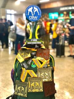 Mato Grosso tem ótimos resultados no Campeonato Brasileiro Cadete e Júnior de Wrestling 2021