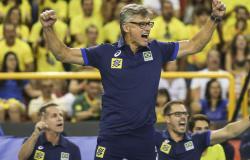 Vôlei: Zé Roberto e Renan Dal Zotto permanecem no comando das seleções