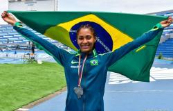 Com ajuda de atletas de MT, Brasil é campeão Sul-Americano Sub-23 de Atletismo