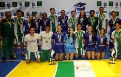 JOGOS ESTUDANTIS - Barra do Garças e Primavera do Leste são campeões estadual de seleções masculina