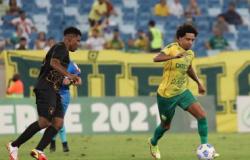COPA VERDE -  Cuiabá perde para o Brasiliense nos pênaltis
