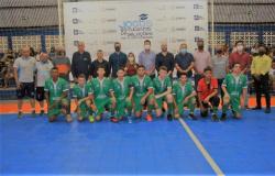 Secel e prefeitura de Sorriso abrem oficialmente as disputas de futsal dos Jogos Estudantis Mato-grossenses