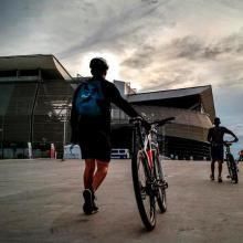 Área externa da Arena Pantanal foi reaberta nessa segunda-feira (25)