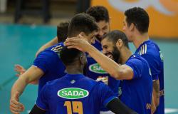SUPERCOPA: Funvic/Educacoin/Natal e Sada Cruzeiro duelam pelo título nesta terça-feira em Várzea Grande