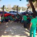 hauahuahauhauhauahhauhauahuahuahauhuTrabalhadores da Presto fecham UFMT e cobram salários atrasados - 19.08.19