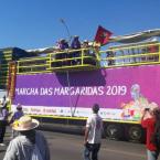 Mulheres da UFMT marcam presença na Marcha das Margaridas 2019