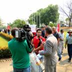 hauahuahauhauhauahhauhauahuahuahauhuFOTOS: Ato contra os cortes na UFMT -  10.09.19
