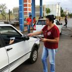 hauahuahauhauhauahhauhauahuahuahauhuPanfletagem em Barra do Garças durante Greve Geral da Educação 02.10.19