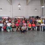 Sintuf-MT realiza 7º Encontro dos Aposentados