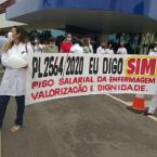 hauahuahauhauhauahhauhauahuahuahauhu12 de maio: Sintuf apoia luta pelo piso salarial e jornada de 30 horas para enfermagem