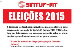 Cartaz - Eleições 2015