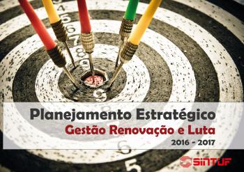 Planejamento Estratégico - Gestão Renovação e Luta 2016-2017