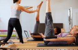 Aulas do Pilates retornam na terça-feira (16)