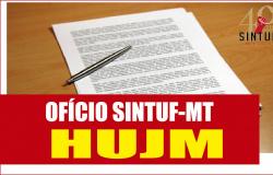Ofício HUJM - Providências na Lavanderia - 26.02.18