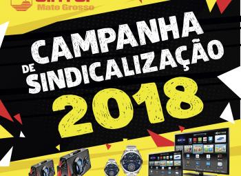 Regulamento Campanha de Sindicalização 2018