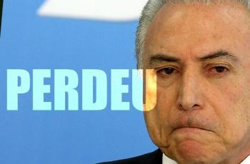 Temer é derrotado e terá de devolver R$ 26 bi ao Fundo Soberano Brasileiro