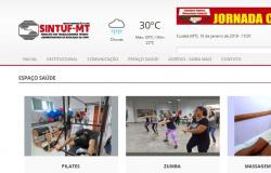 Espaço Saúde ganha menu específico no site do Sintuf