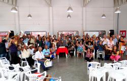 Aposentados debatem cenário local e nacional durante Encontro no Sintuf-MT