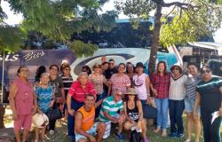 Aposentados - Projeto Pé no Chão - Sesc Pantanal - 18.06.19