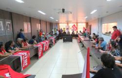 FOTOS: Ato contra os cortes na UFMT -  10.09.19