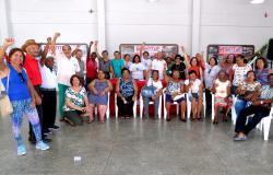 Reunião dos Aposentados Renovação e Luta - 07.11.19