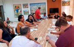 Reunião Seções Sindicais Sintuf-MT com Reitoria UFMT - 18.11.19