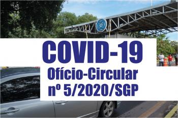 Ofício Circular nº 5/2020 - Covid-19