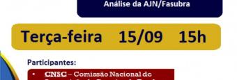 Live da FASUBRA discutirá a regulamentação do teletrabalho pela IN65 e a reforma administrativa apresentada pelo governo