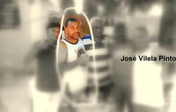 Luto: José Vilela Pinto