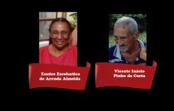 Luto: Vicente Inácio Pinho da Costa, e Eunice Escolastica de Arruda Almeid