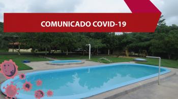 Covid-19: Chácara do Sintuf-MT permanece fechada