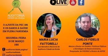 Live Nacional debate PEC 186