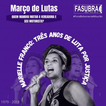 Marielle Franco: três anos de luta por justiça
