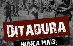 Nos 57 anos do golpe militar: Uma luta contra o autoritarismo