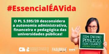 Alerta: PL do retorno às aulas presenciais está pautado para esta quinta-feira (6/5)