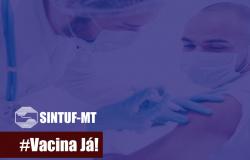 Prazo para cadastro da vacina Covid-19 termina nesta segunda-feira (31.05)
