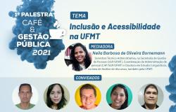 Inclusão e Acessibilidade na UFMT são tema de palestra nesta quinta-feira (10)