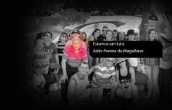 Nota de Pesar: Aélio Pereira de Magalhães