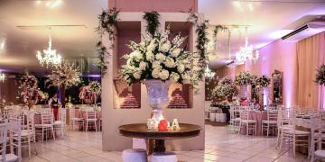 Casamento Rodolfo e Alessandra - 22/04/2017 - Jardim Italia